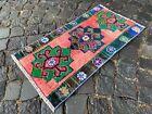 Decor rug, Turkish rug, Vintage rug, Handmade rug, Small rug | 1,4 x 2,6 ft