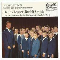 "7"" // RUDOLF SCHOCK / HERTHA TÖPPER & KNABENCHOR ST.HEDWIG KATHEDRALE  BERLIN"