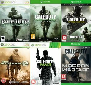 Call of Duty: Modern Warfare Xbox One Bundle MINT Super Fast Delivery