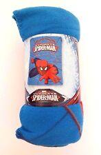Marvel Comics Ultimate Spider-Man Fleece Blanket 130 x 160 cm FREE SHIPPING