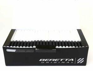 Beretta Original 100mm Cigarette Tubes - 200ct per Box (5-Boxes)