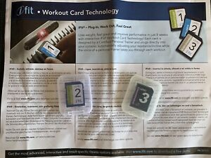 iFit Workout SD cards - NordicTrack
