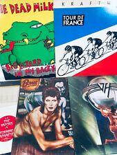 Vinyl Record Album Collection - Lp 1960s 1970s 1980s Rock Pop & More - You Pick