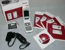 Siemens SF65  Retro Ohne Simlock Handy SIM Free GSM Mobile Phone Farb LCD Weiß