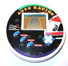 MGA Micro Games of America Auto Racing Vintage Hand held game