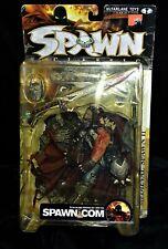 2000 McFarlane Toys Spawn Classics Medieval Spawn II Action Figure