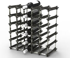 25 NOOK® Wine Rack - Easy 2 Step Assembly - No Hardware Required. Free Shipping!