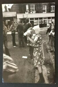 Photograph Sheringham Carnival 1979 Norfolk People CO-OP Shops Buildings RefX6