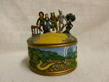 The Wizard of Oz Were Off To See The Wizard Dorothy Lion San Francisco Music Box
