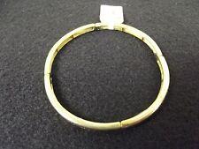 Faith Hope Love Stretch Gold Tone Bracelet 1 Corinthians 13:13 1 Cor 13