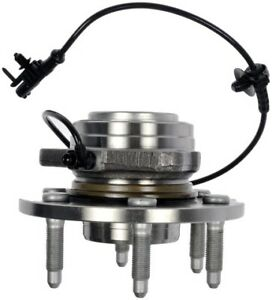 For 2007-2013 Chevrolet Cheyenne 5.3L Wheel Bearing and Hub Assembly Front 2008