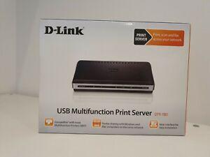 D-Link DPR-1061/E - USB/parallel - 10Mb LAN 100Mb LAN - 3 Anschlüsse Druckserver