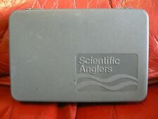 Vintage Scientific Anglers Fly Case with 17 Professionally Hand Tied Flies