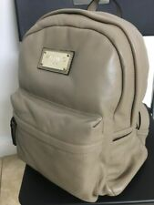 Valentino By Mario Valentino Diego Genuine Leather Backpack VA4102  Beige