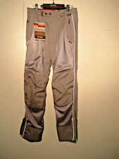 NEW WOMENS OLYMPIA AIRGLIDE  3  ( WP 154 P)  MESH OVERPANTS  SIZE 12 PEWTER