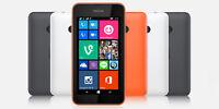 "New Nokia Lumia 530 4GB Windows 3G WIFI GPS 5MP 4"" Unlocked Whatsapp Smartphone"