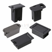 5pcs Battery Cover Case Box Holder For Active Guitar Bass Pickup
