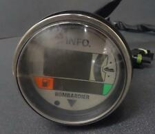 2002 Sea-Doo RX MFD Multi Function Info Gas Trim Gauge Display Assembly 221 hrs