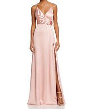Jill Jill Stuart New Crossover Slip Gown Size 10 MSRP $438 #2B 109