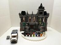 Lego 10937 Arkham Asylum Breakout - 2012 - 100% Build Complete