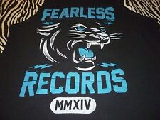 Fearless Records Tank Top Shirt ( Used Size L ) Good Condition!