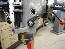 BRIDGEPORT MILL PART, milling machine QUILL LOCK BOLT & HANDLE SET 2200098 M1151