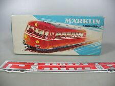 AE381-0, 5 #Märklin H0 Empty Box for Railbus 3016 Von 1965 S.G