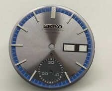 Replacement Dial for Seiko 6139 - 8020 Chronograph Automatic