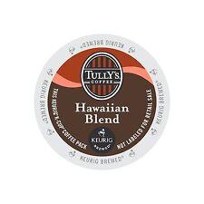 Tully's Coffee Hawaiian Blend K-Cups 96Ct