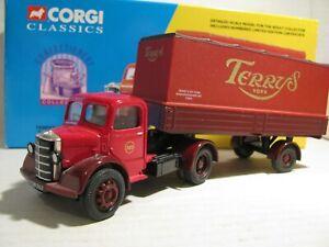 CORGI CLASSICS 1:50 BEDFORD O SERIES ARTIC -TERRY'S CHOCOLATES  18402