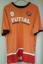 Pele Futsal Grand Master Soccer Shirt Size L New with Tags