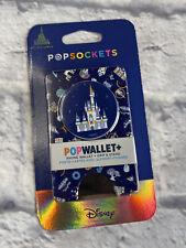 Walt Disney World Parks 2021 50th Anniversary Castle PopSocket Wallet New