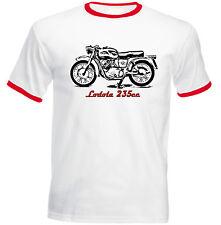 MOTO GUZZI LODOLA 235 CC Ispirato-Nuovo T-shirt Cotone-Tutte le taglie in magazzino
