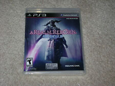 FINAL FANTASY XIV ONLINE A REALM REBORN...PS3...**SEALED**BRAND NEW**!!!!!
