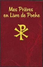 Mes Prieres Livre de Poche (2013, Paperback)