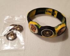 Wrist Skins Golf Ball Marker Bracelet, US Army, Magnetic, Size - XL, L, M