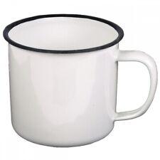 Fox Outdoor 33385 - Email Tasse Kaffeetasse Geschirr 0 3l weiß