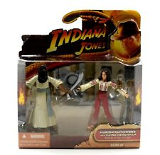 Indiana Jones Raiders of the Lost Ark - Marion Ravenwood & Cairo Henchman Set