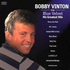 BOBBY VINTON - BLUE VELVET - HIS GREATEST HITS (NEW CD)