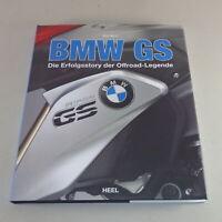 Libro Ilustrado BMW GS /Enduro/Offroad-Legende R 80GS/R 100GS/R 1100 GS Etc
