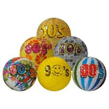 Longridge Decades 50s - 00s Golf Balls x 6