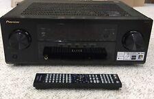 Pioneer Elite VSX-50 Audio Video Multi-Channel Receiver Bundle W Remote