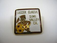Vintage Collectible Pin: Soccer Classic Simi Valley California CA