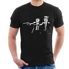 12f54b64d Donald Trump Kim Jong Un Pulp Fiction Men's T-Shirt