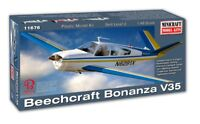Beechcraft Bonanza V35 - Minicraft Kit 1:48 - 11676 Nuovo