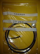 Yamaha IT250 250cc Bicicleta De Enduro Telar Arnés de cableado Nuevo Modelo 1980