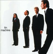 Tin Machine, David Bowie (Tin Machine) - Tin Machine [New CD] Enhanced