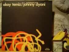 OKAY TEMIZ/JOHNNY DYANI Witchdoctor's Son LP/1976 Turkey/World-Jazz-Folk Fusion