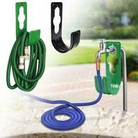 Garden Pipe Holder Hose Pipe Watering Hose Hanging Hook Storage Rack