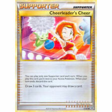 POKEMON TRAINER SUPPORTER CHEERLEADER'S CHEER 71/95 UNCOMMON NM CARD